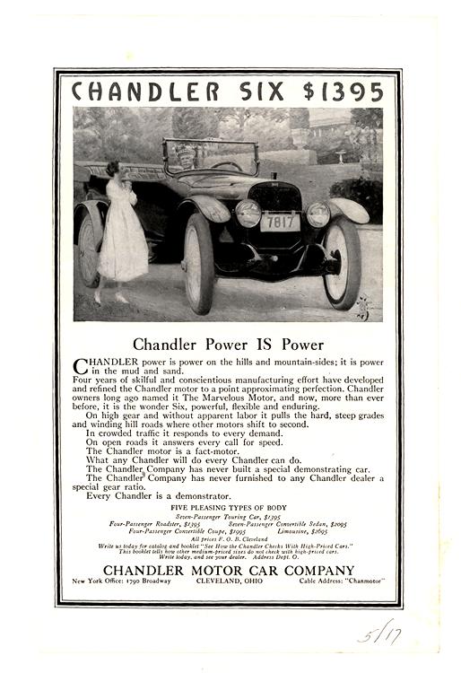 Chandler 1917 0007
