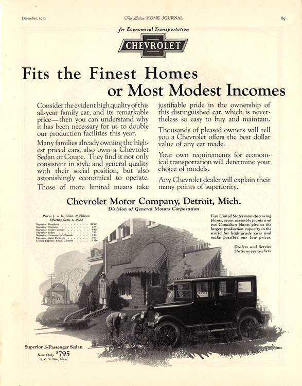 Chevrolet 1923 0002