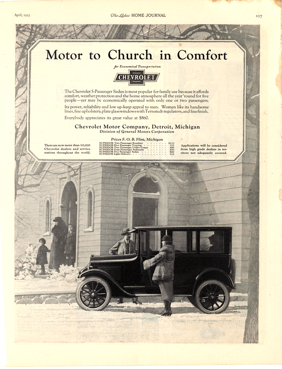 Chevrolet 1923 0004