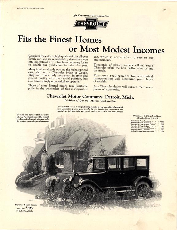 Chevrolet 1923 0007
