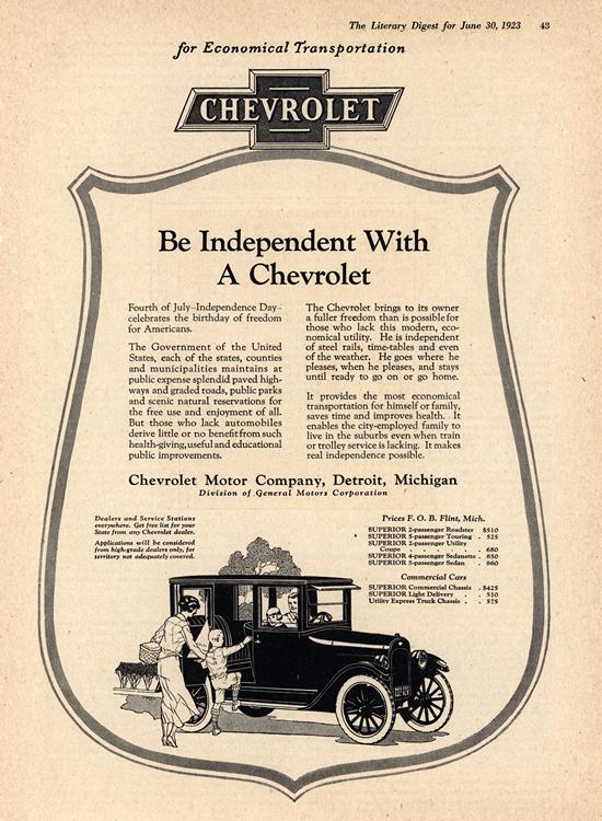 Chevrolet 1923 0013