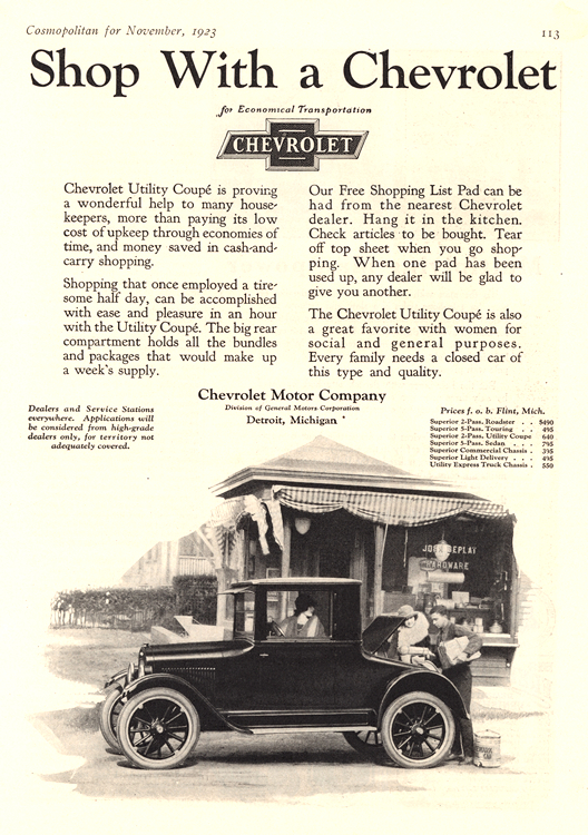 Chevrolet 1924 0004