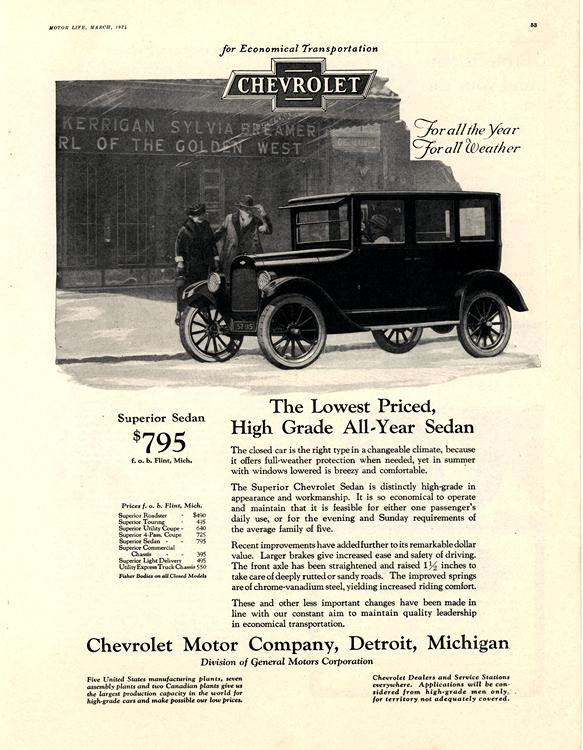 Chevrolet 1924 0005