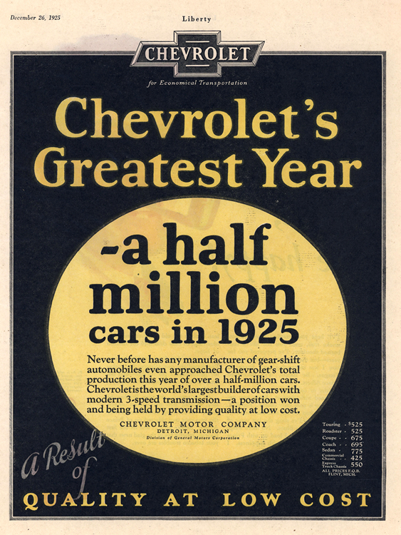 Chevrolet 1925 0001