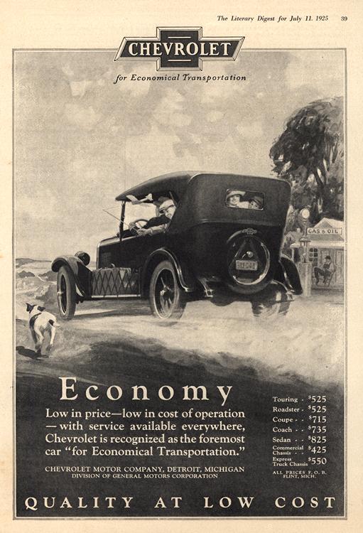 Chevrolet 1925 0005