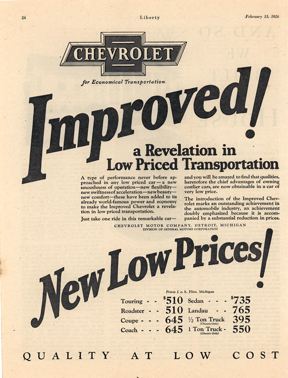 Chevrolet 1926 0002