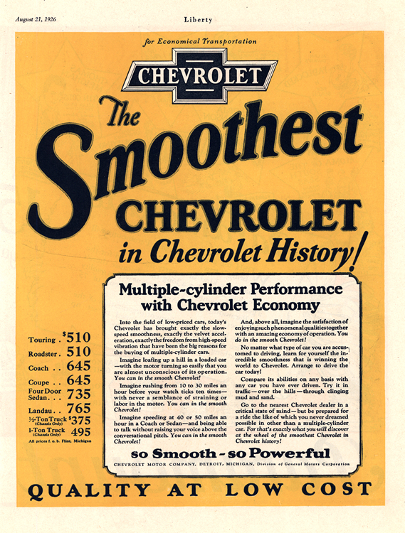 Chevrolet 1926 0004