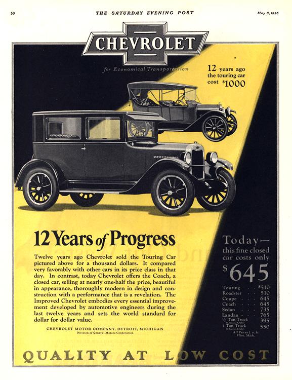 Chevrolet 1926 0007