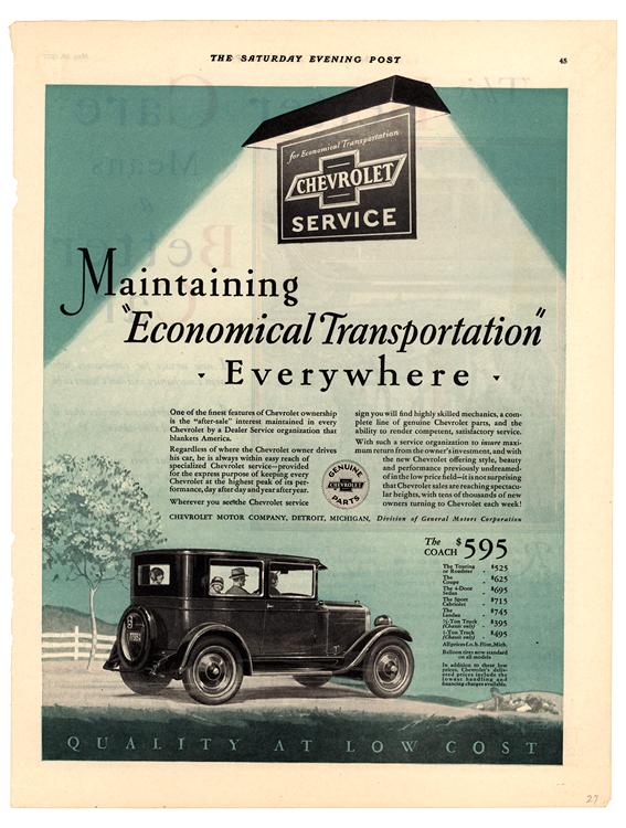 Chevrolet 1927 0001