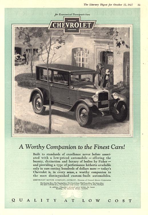 Chevrolet 1927 0002