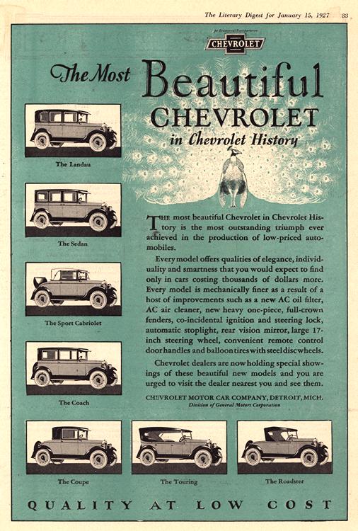 Chevrolet 1927 0004