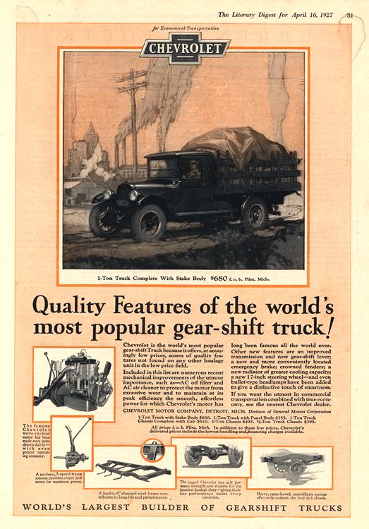 Chevrolet 1927 0005