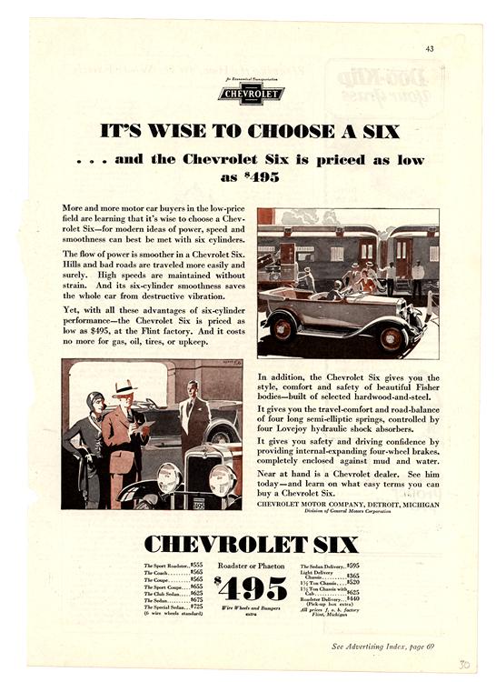 Chevrolet 1930 0001