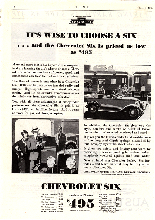 Chevrolet 1930 0002