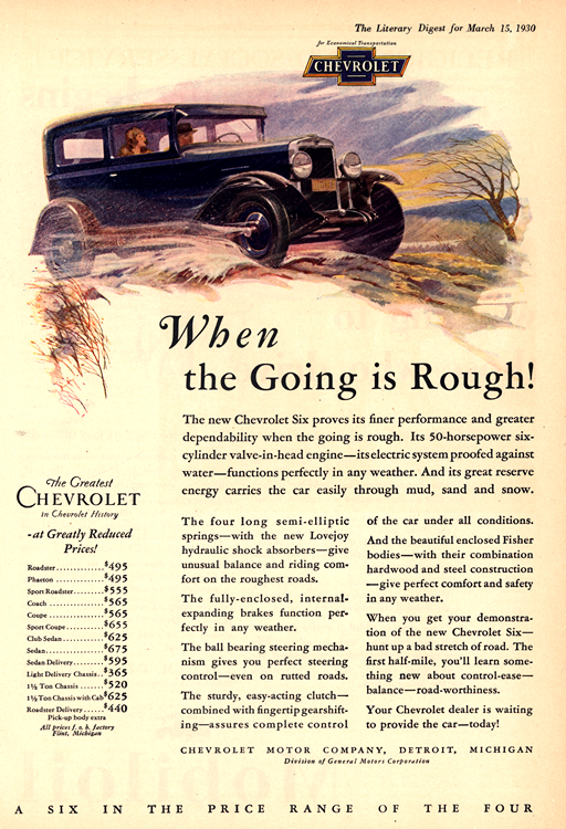 Chevrolet 1930 0006
