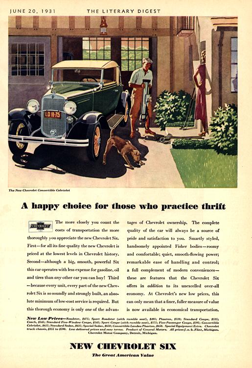 Chevrolet 1931 0010