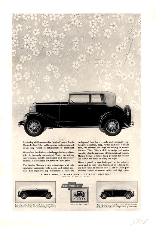Chevrolet 1931 0012