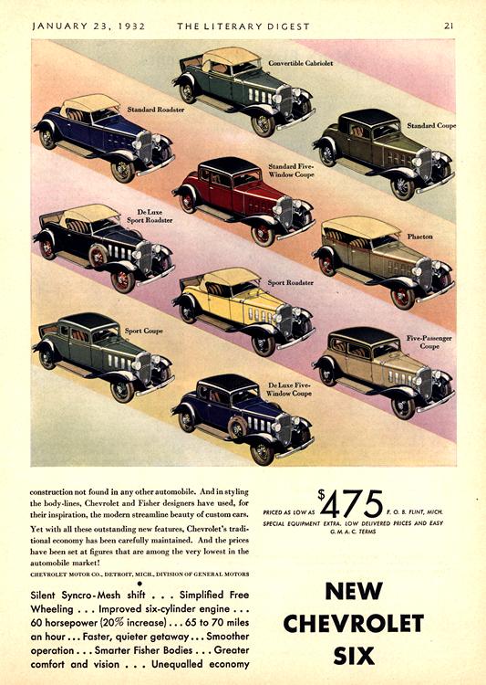 Chevrolet 1932 0006