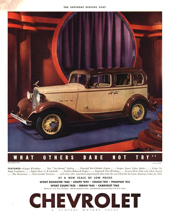 Chevrolet 1933 0011