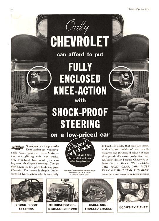 Chevrolet 1934 0012