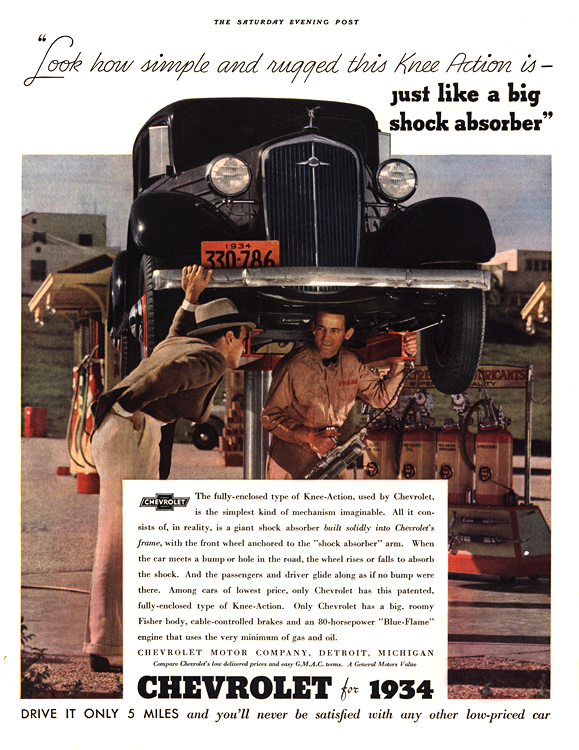 Chevrolet 1934 0013