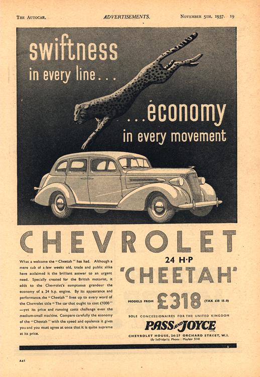 Chevrolet 1937 0005n38