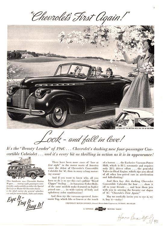Chevrolet 1940 0007