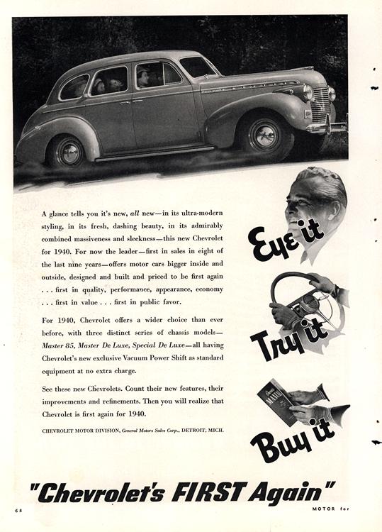 Chevrolet 1940 0012