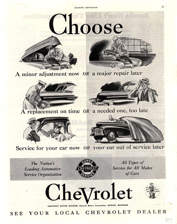 Chevrolet 1943 0003