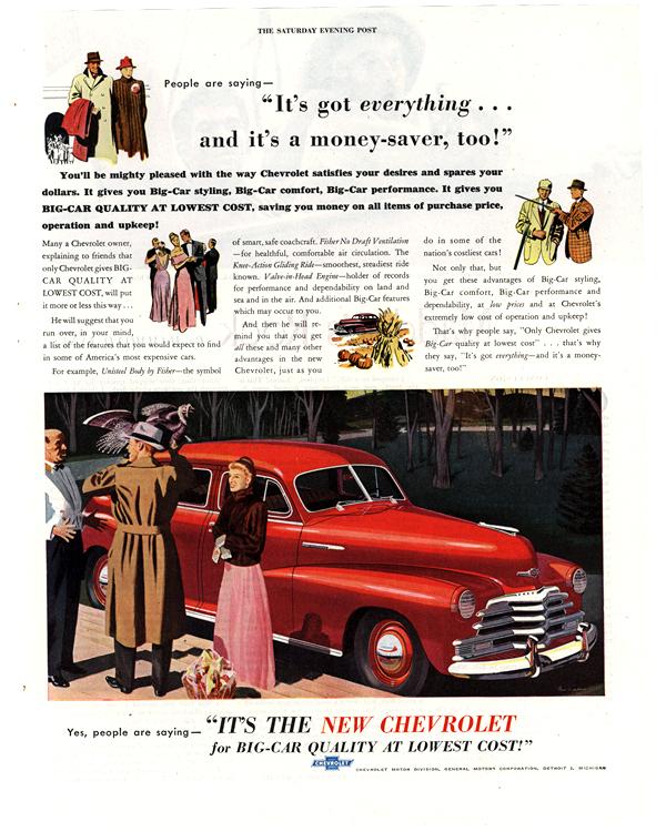 Chevrolet 1947 0001