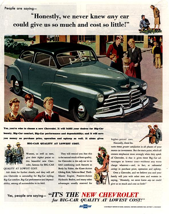 Chevrolet 1947 0011