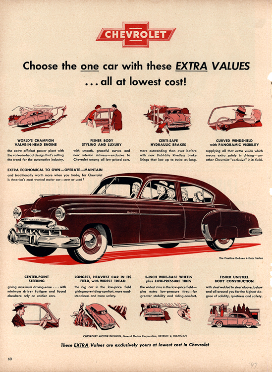 Chevrolet 1949 0005n