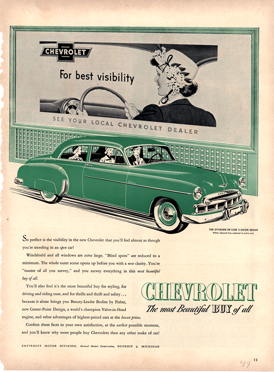 Chevrolet 1949 0010