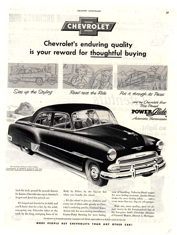 Chevrolet 1951 0011