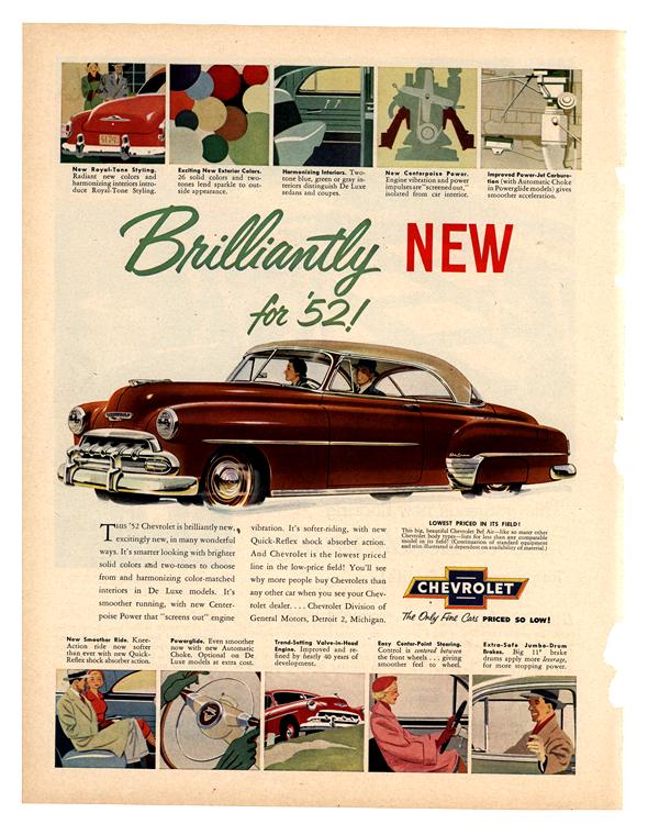 Chevrolet 1952 0004