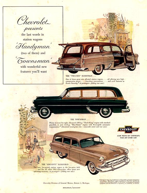Chevrolet 1953 0009