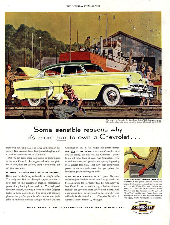 Chevrolet 1954 0006