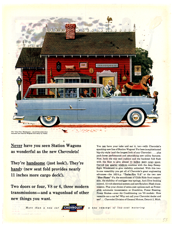 Chevrolet 1955 0001