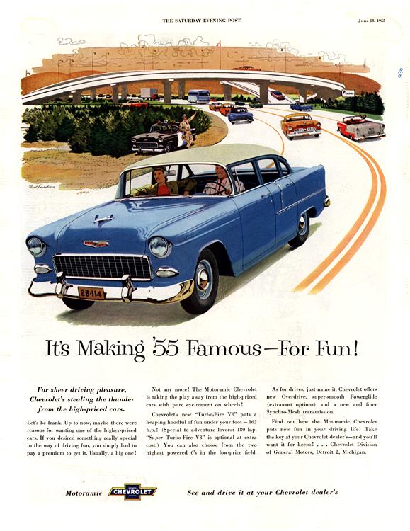 Chevrolet 1955 0005