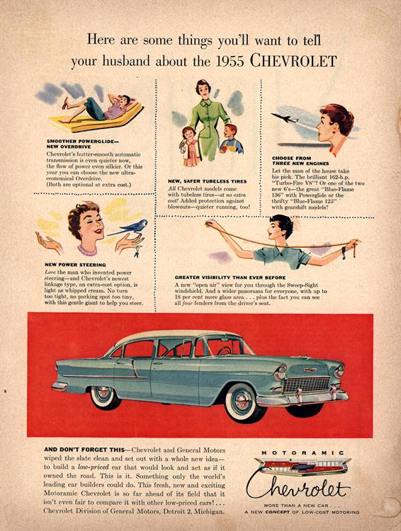 Chevrolet 1955 0009