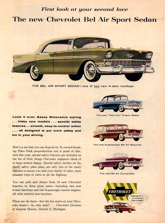 Chevrolet 1955 0010
