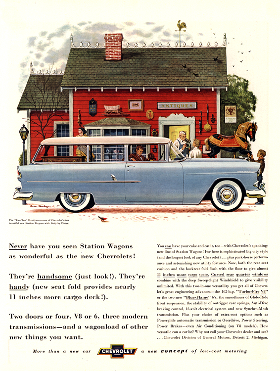 Chevrolet 1955 0011