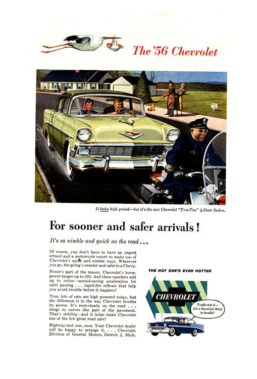 Chevrolet 1956 0001