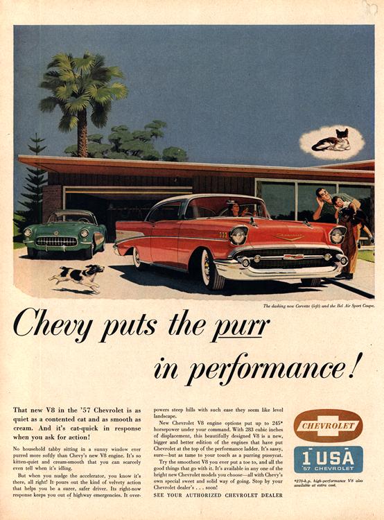 Chevrolet 1957 0001