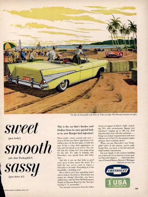 Chevrolet 1957 0006