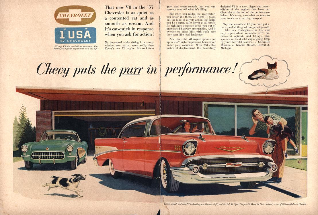 Chevrolet 1957 0008