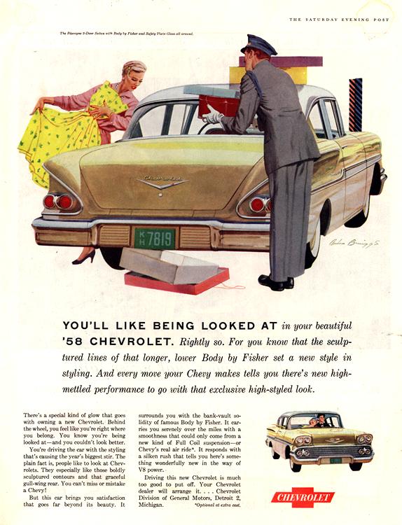 Chevrolet 1958 0005