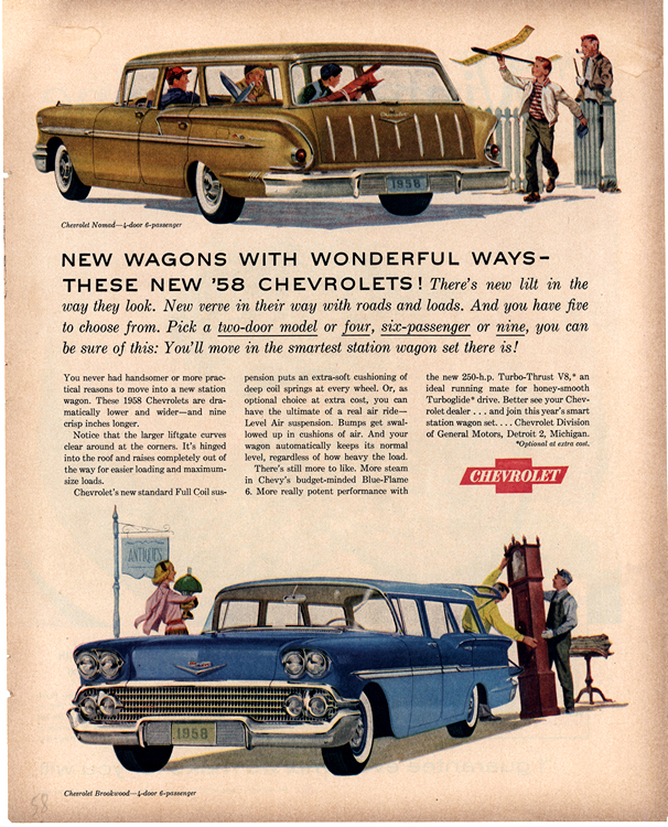 Chevrolet 1958 0007