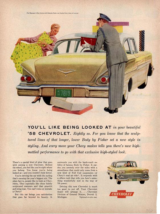 Chevrolet 1958 0009