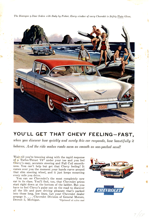 Chevrolet 1958 0011